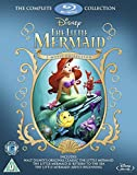 Little Mermaid - 3 Movie Collection [Blu-ray]