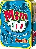 Mimtoo Famille - Asmodee - Jeu de société - Jeu d'ambiance - Jeu famille - Jeu de mimes