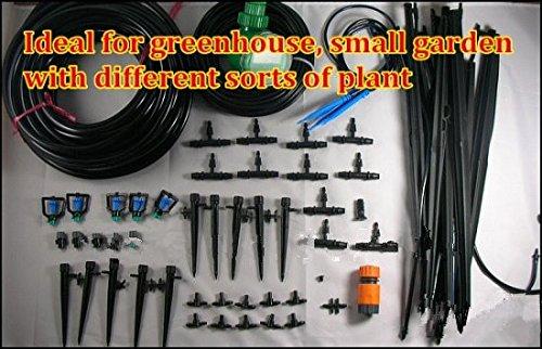 Gowe Pflanzenbewässerungssystem. Mikrobewässerung. Gartenbewässerung. für Kleingarten und Gewächshaus