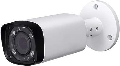 4MP Varifocal PoE IP Bullet Security Camera IPC-HFW4431R-Z 2.7mm~12mm VF Lens Motorized 4X Optical Zoom Outdoor Surveillance Camera,80m IR,Smart H.265,ONVIF,Waterproof,Compatible with Dahua Camera