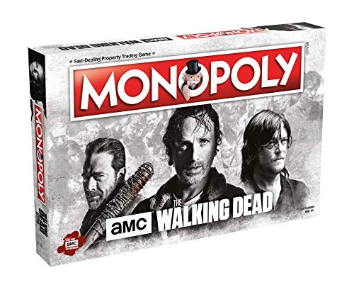 WALKING DEAD - TV Series Monopoly (1 TOYS)