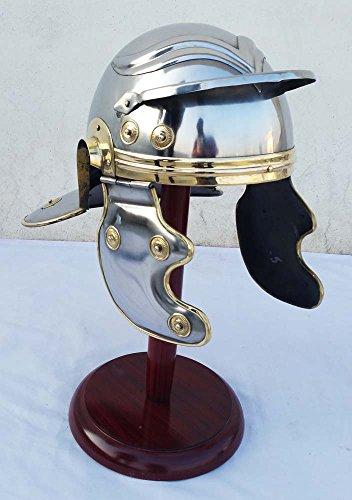Shiv Shakti Enterprises Roman Centurion Trooper Armour Helmet Roman Medieval Replica