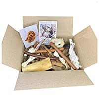 ✔ UK's Best-Selling Natural Doggy Treats Box | Trusted by our customers with over 1,500 five star Trustpilot reviews ✔ 100% Natural, No Artificial Colours Or Preservatives | No nasties, just raw all-natural treats ✔ Fresh & Locally Sourced | We only ...
