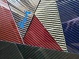 12'x24'x1/16' Black 2x2 Twill Carbon Fiber Fiberglass Plate Board Sheet Panel Glossy One Side