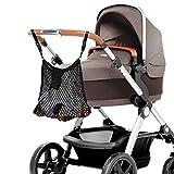 Einkaufsnetz, MEETANG Universal Einkaufsnetz, Einkaufstaschen Kinderwagentasche für Kinderwagen,...