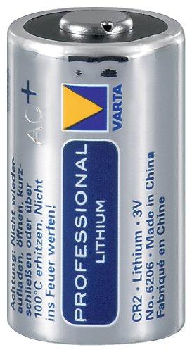 Varta Professional System Lithium CR2 6206