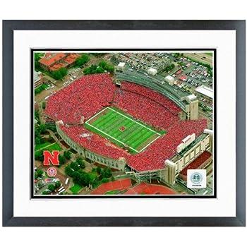Campus Images NCAA Nebraska Cornhuskers University Spirit Photo Frame Horizontal