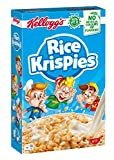 Kellogg's Cereales Rice Krispies - 2 Paquetes de 340 gr - Total: 680 gr