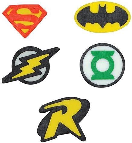 DC Comics Pencil Topper Erasers - of Superman Popular brand 12 Lot Sale item Batman