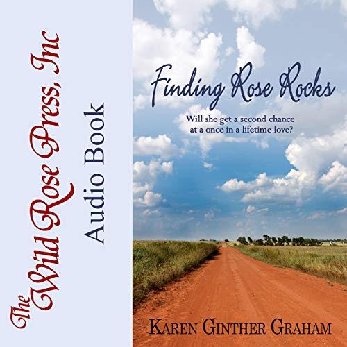 Finding Rose Rocks audiobook cover art