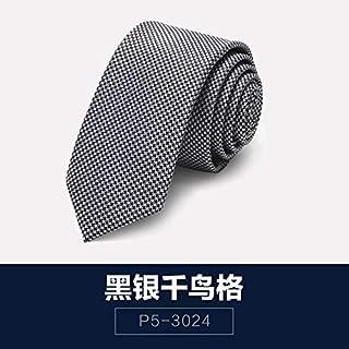 MenS Tie Business Dress Wedding Tie Silk Jacquard Classic Necktie Set Ei3230-43