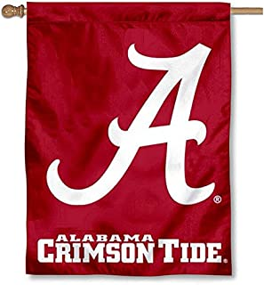 University of Alabama A Logo House Flag Banner