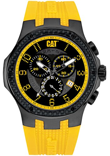 CAT Reloj NAVIGO Carbon Chrono A5.163.27.117