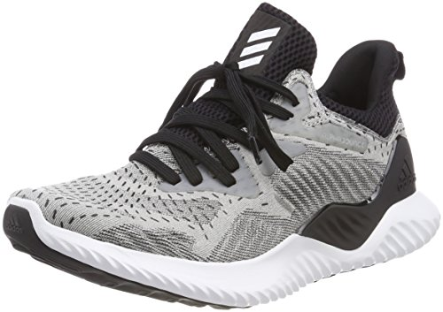Adidas Alphabounce Beyond W, Zapatillas de Trail Running Mujer, Blanco (Ftwbla/Ftwbla/Negbás 000), 44 EU