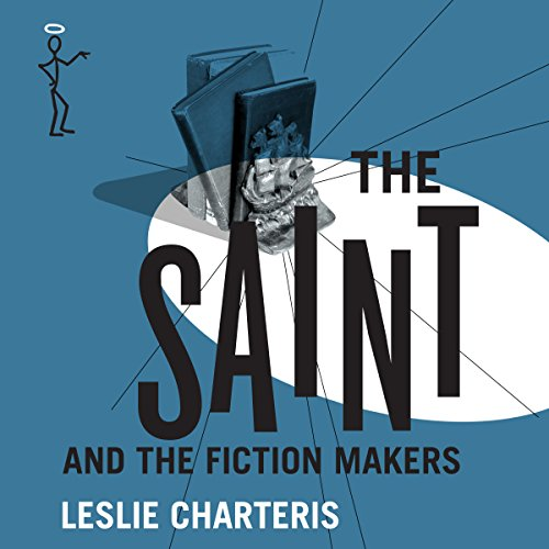 The Saint and the Fiction Makers cover art