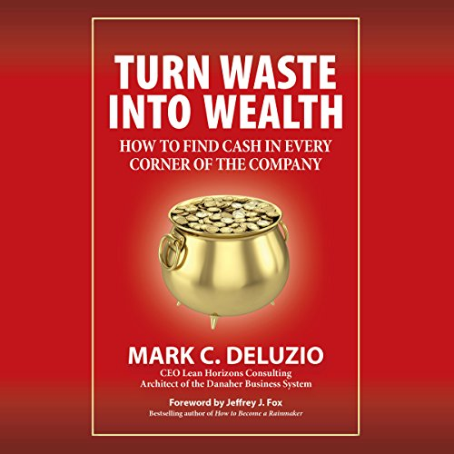 Turn Waste into Wealth audiobook cover art
