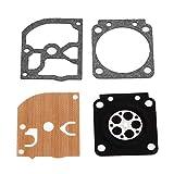 Kit de reconstrucción de la junta de diafragma del carburador para ZAMA MS170 MS180 STIHL MS 180 170 MS180 MS170 018 017 Motosierra