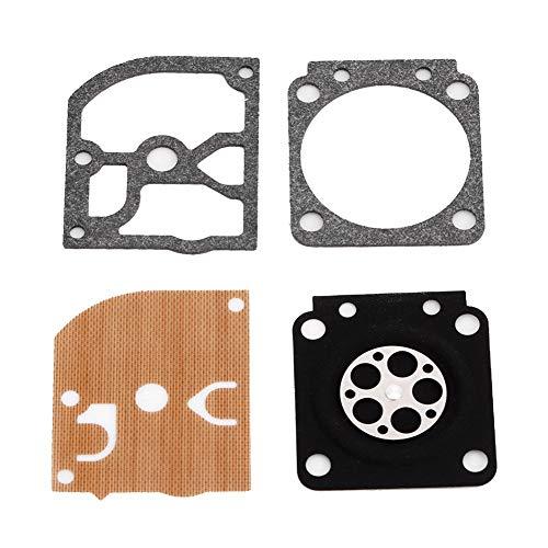 Kit de reconstrucción de reparación de carburador, kit de reparación de carburador, junta para motosierra STIHL MS 180170 MS180 MS170 018 017