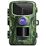 Usogood Wildlife Camera 16MP 1080P No Glow Trail Camera with Night Vision Motion