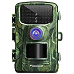 "Usogood Wildlife Camera 14MP 1080P No Glow Trail Camera with Night Vision Motion Activated IP66 Waterproof 2.4"" LCD for Outdoor Wildlife, Garden, Animal Scouting and Home Security Surveillance"