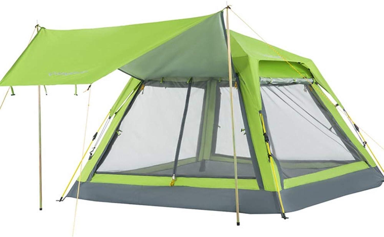 Xiao Jian- Automatisches Zelt Outdoor Freizeit Camping Camping Picknick Zelt Winddicht Wasserdicht 3-4 Personen 210X210X135 cm Zelt B07QPS6HJ8  Bekannt für seine hervorragende Qualität