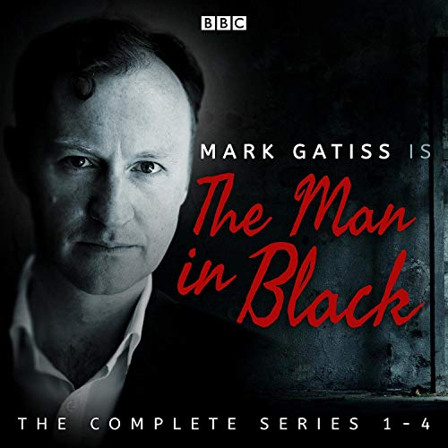 The Man in Black: The Complete Series 1-4 cover art