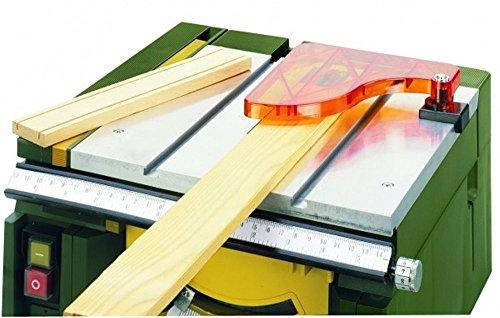 Proxxon Tischkreissäge-Feinschnitt FET, 1 Stück, grün / silber / schwarz / gelb / orange / rot, 27070 - 2