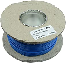 DealMux 10M Length 1mm Diameter Plastic Coated Flexible Steel Wire Cable Rope Silver Tone