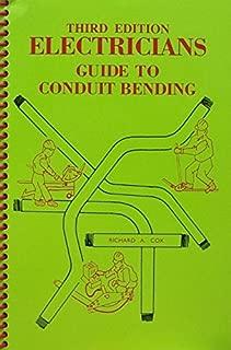 conduit bending guide for electrician