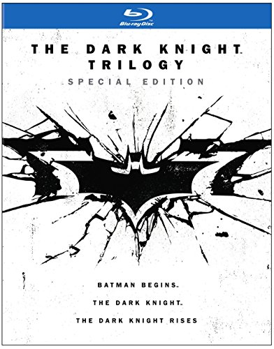 The Dark Knight Trilogy Special Edition Blu-ray  $13 at Amazon