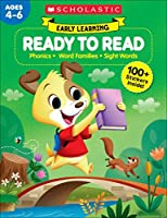 Early Learning: Ready to Read: Phonics-Sight Words-Word Families