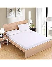 Matrashoes Tweepersoonsbed, Waterdicht, Anti-allergenen En Bacteriën, Zachte En Comfortabele Stof Verbetert Uw Slaapkwaliteit (80x200cm)