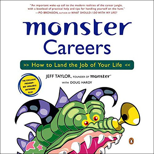 Monster Careers Titelbild