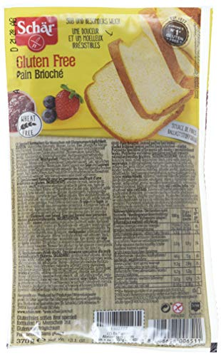 Schär Pain Brioché glutenfrei 370g