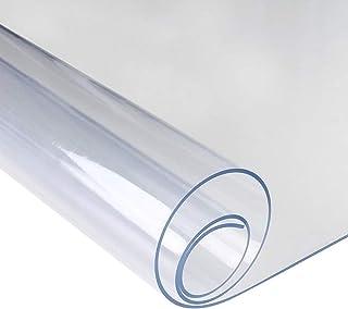 Anladia Skyddsfilm transparent bordsskydd 2 mm bordsfilm, 90 x 130 cm