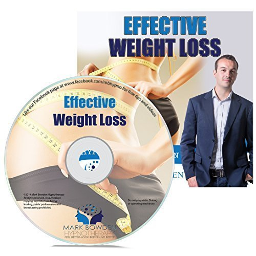 Effective Weight Loss Self Hypnosis CD - This Weight Loss Hypnosis CD can be a Wonderful Tool For Losing Weight