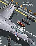 Livro para Colorir de Aviões 1