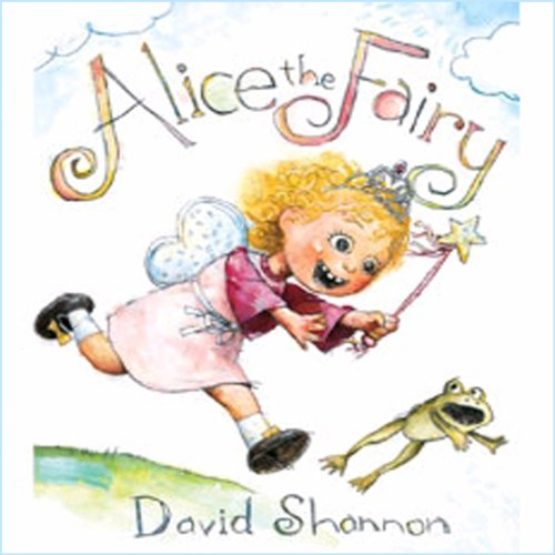 Alice the Fairy audiobook cover art