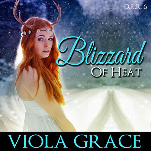 Blizzard of Heat audiobook cover art