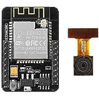DollaTek ESP32-CAM WiFi + Placa de Desarrollo del módulo de cámara Bluetooth ESP32 con módulo de cámara OV2640