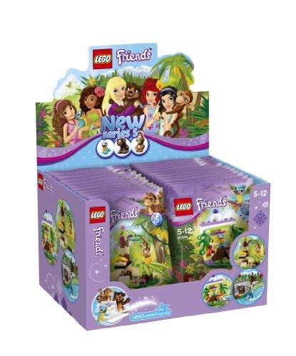 Lego Friends - 6062134 - Jeu De Construction - Boîte De 24 Sachets Série 5