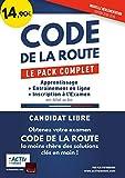 Code de la route 2019 - Le pack complet: Apprentissage, Entrainement, Inscription