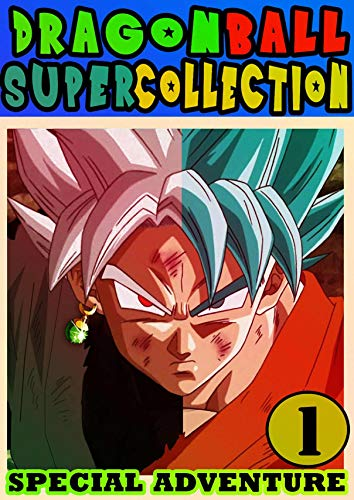 Super DragonBall Special: Collection Book 1 Action Shonen Manga For Teenagers , Fan Dragon Super Ball Great Graphic Novel (English Edition)