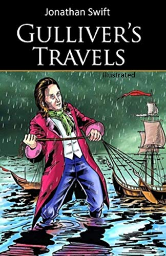 Gulliver's Travels Illustrated English Edition