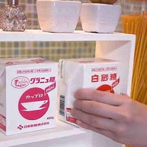 日新製糖『グラニュ糖ボックスシュガーミニ』