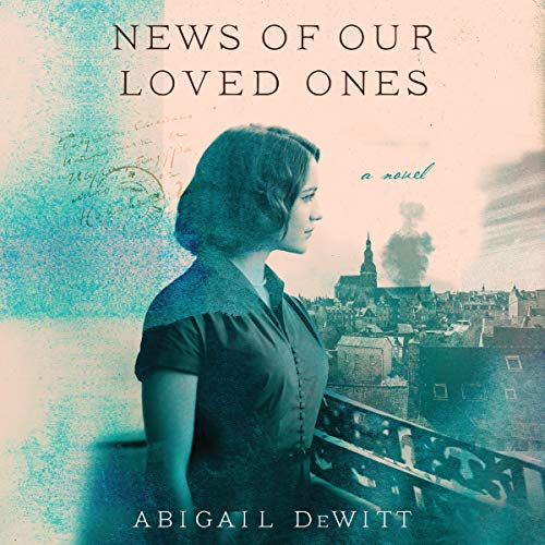News of Our Loved Ones audiobook cover art