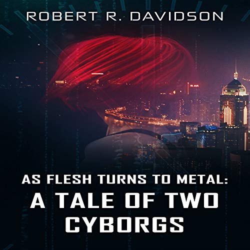 As Flesh Turns to Metal cover art