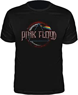 Camiseta Pink Floyd Dark Side (Vintage)