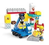 Mega Bloks Bob The Builder Garage Fix-Up