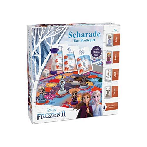 ASS 22501552 Die Eiskönigin 2-Scharade Brettspiel